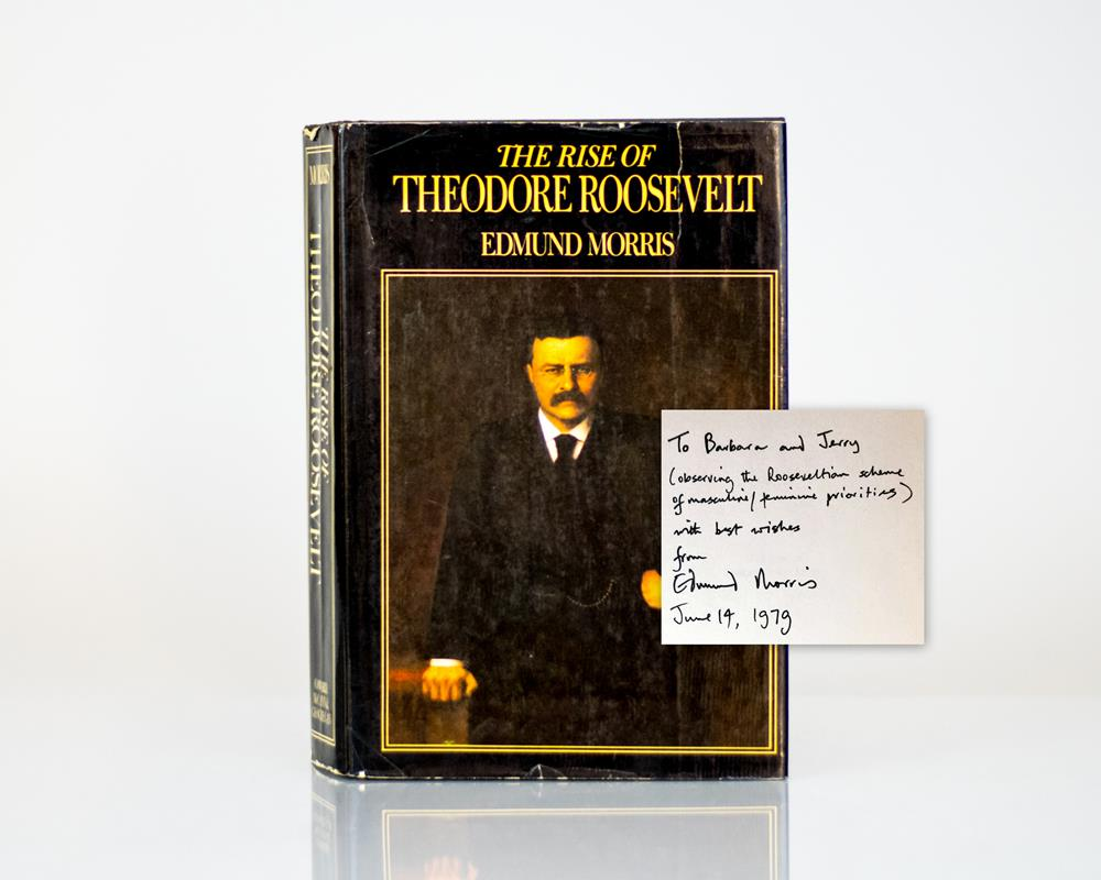 theodore roosevelt and the rise of The nobel peace prize 1906 was awarded to theodore roosevelt  beale, howard, k, theodore roosevelt and the rise of america to world power baltimore,.