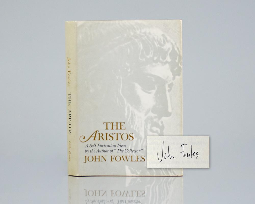 The Aristos: A Self Portrait in Ideas.