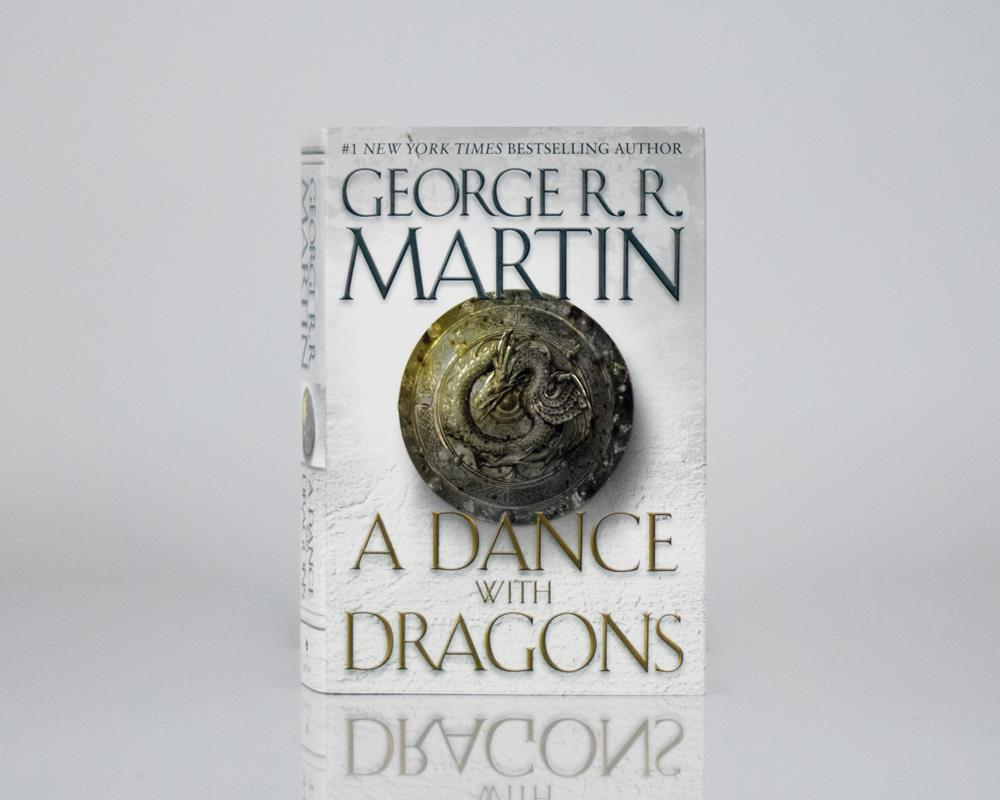 A Dance with Dragons.