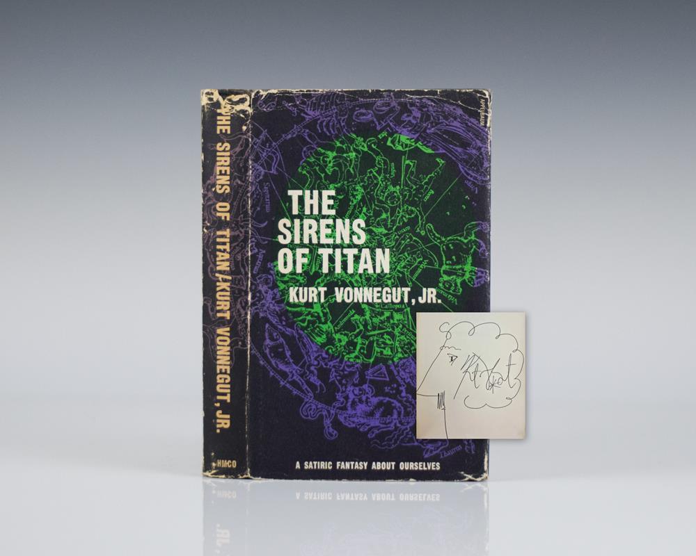 The Sirens of Titan.