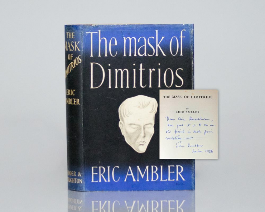 The Mask of Dimitrios.