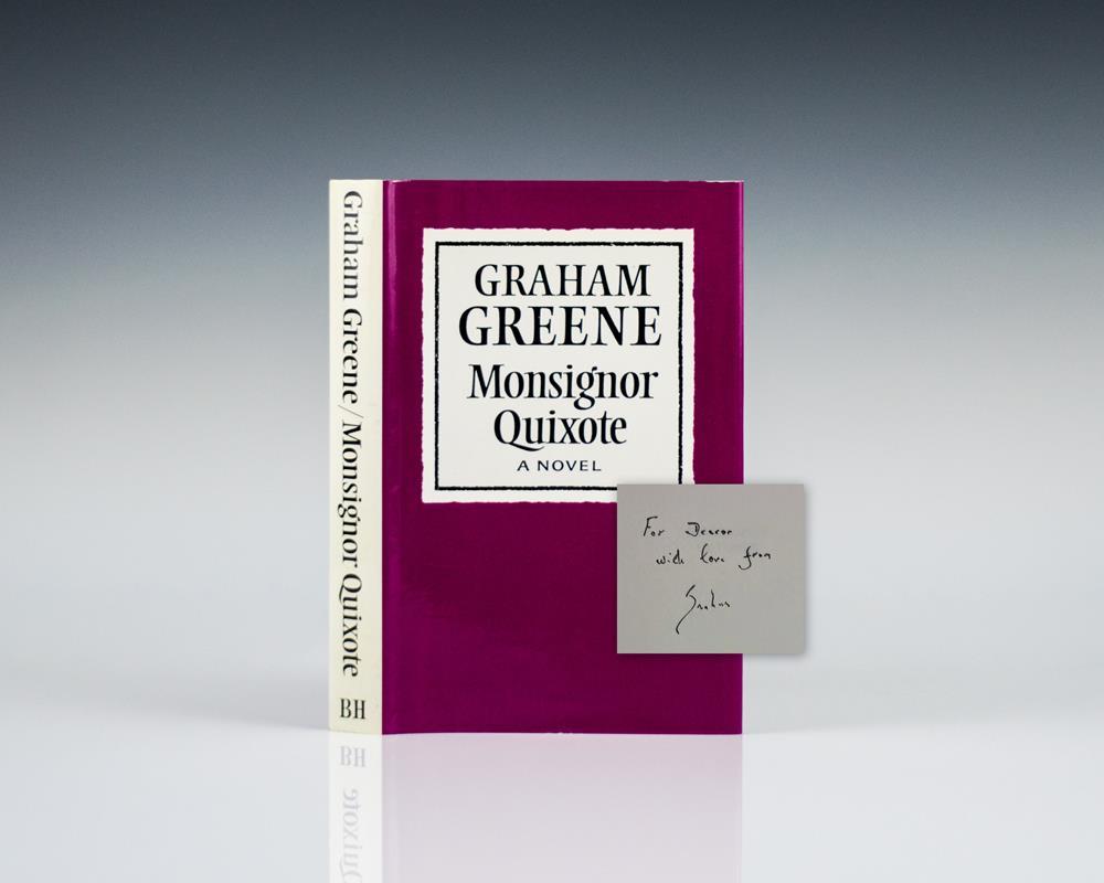 Monsignor Quixote.