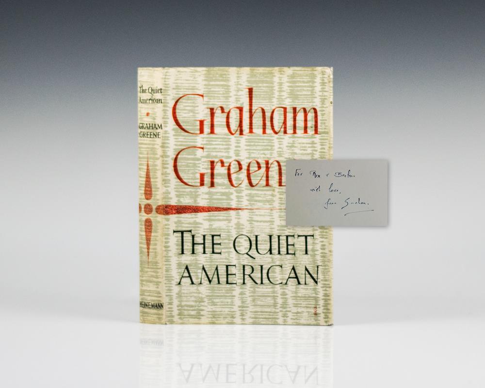 The Quiet American.