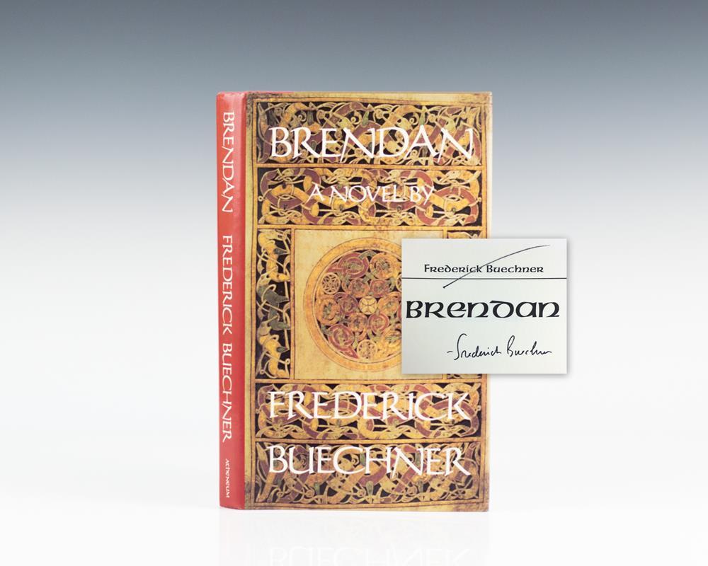 Brendan: A Novel.
