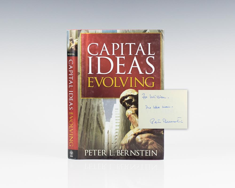 Capital Ideas Evolving.