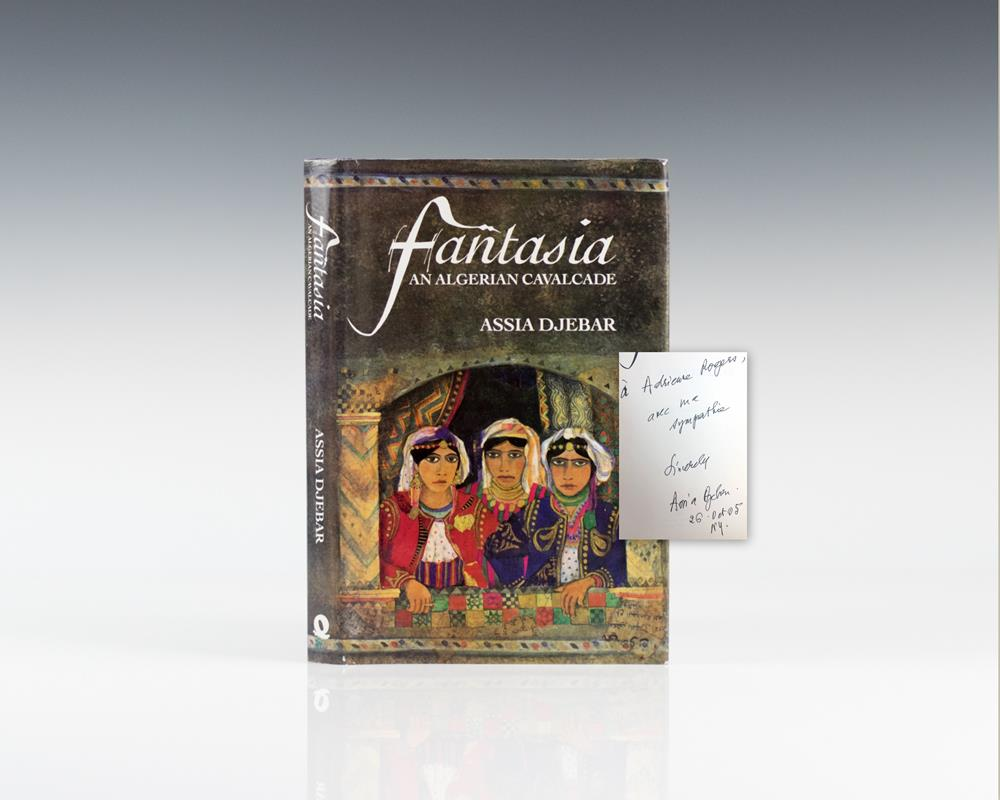 Fantasia: An Algeria Cavalcade.