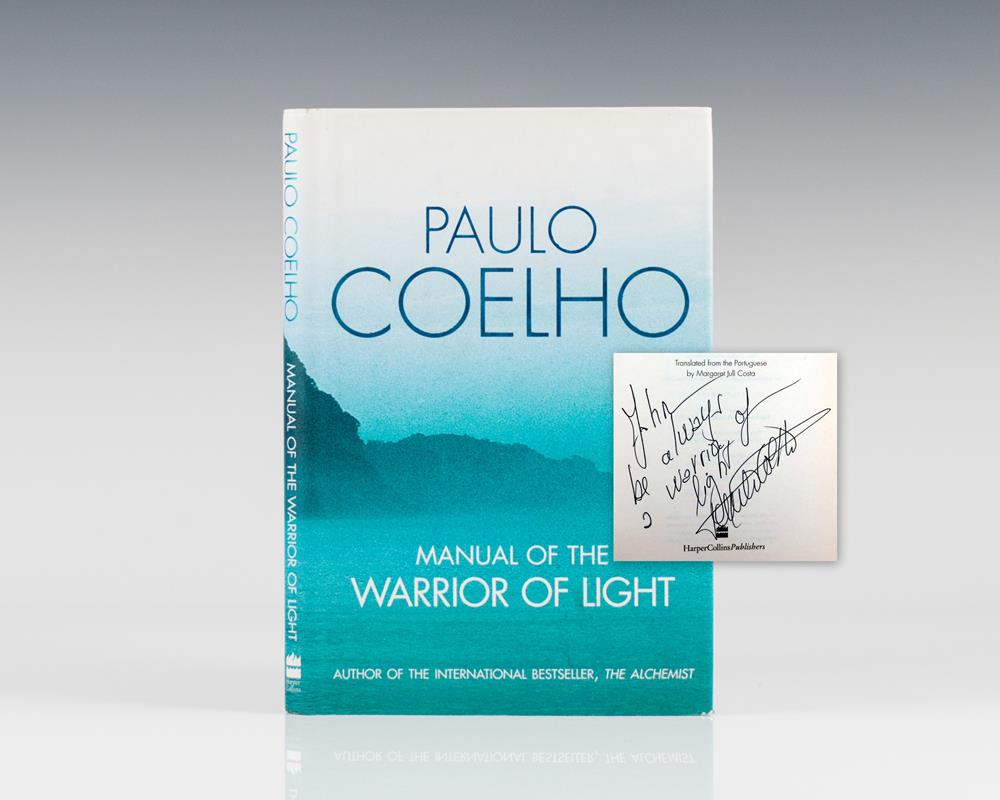 The Manual of the Warrior of Light.