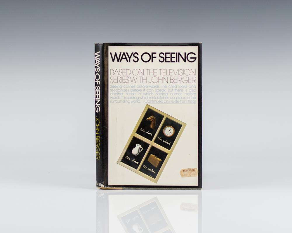 the ways of seeing by john Ways of seeing john berger seeing comes before words the child looks and recognizes before it can speak but there is also another sense in which seeing comes before words.