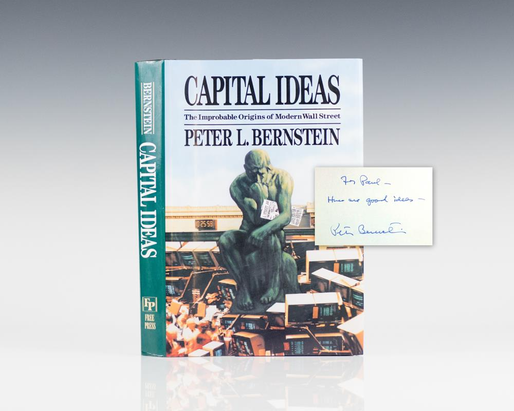 capital ideas the improbable origins of Capital ideas: the improbable origins of modern wall street: peter l bernstein: amazoncommx: libros.