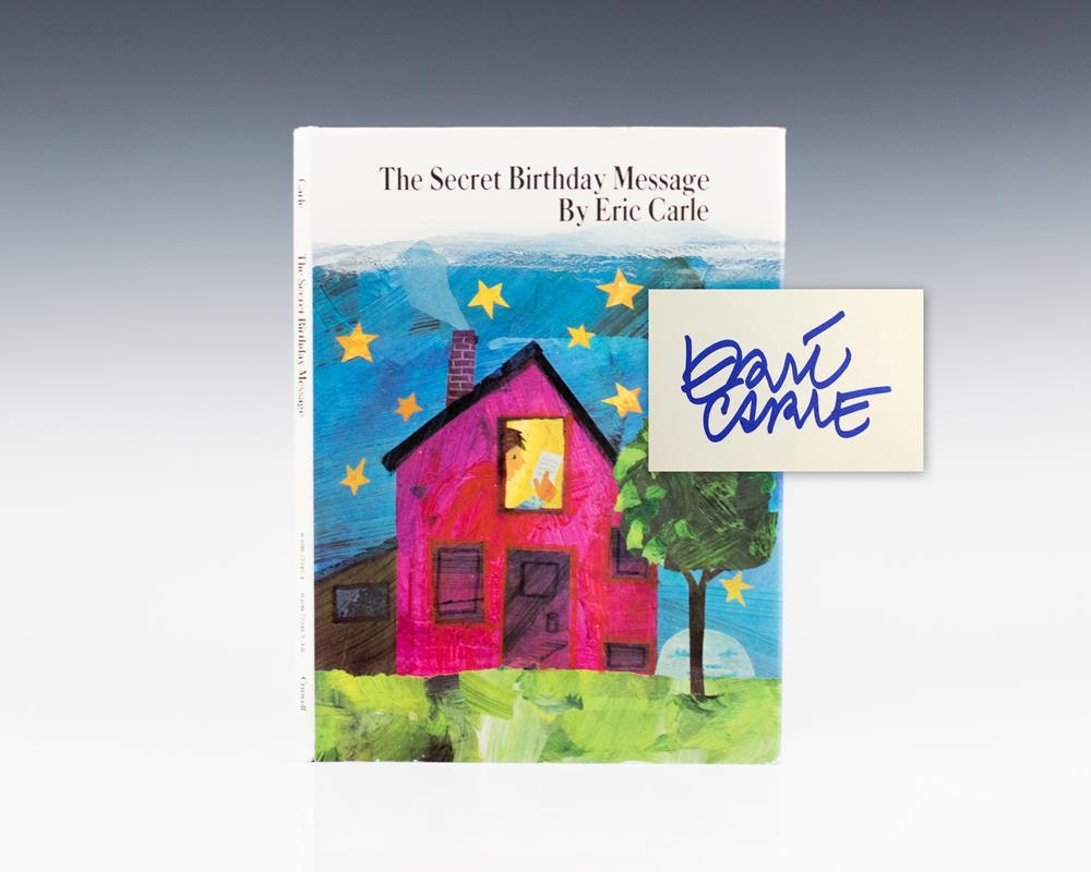 The Secret Birthday Message.