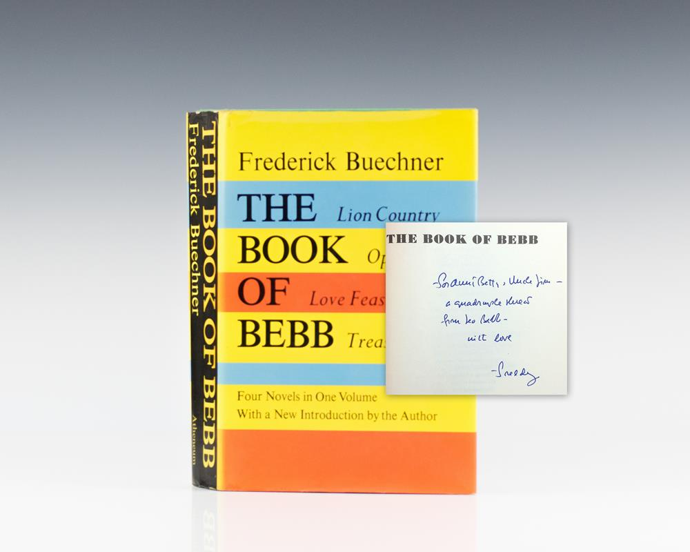 The Book of Bebb: Lion Country, Open Heart, Love Feast, Treasure Hunt.