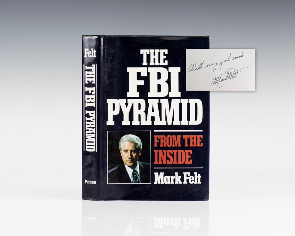 The FBI Pyramid From the Inside.