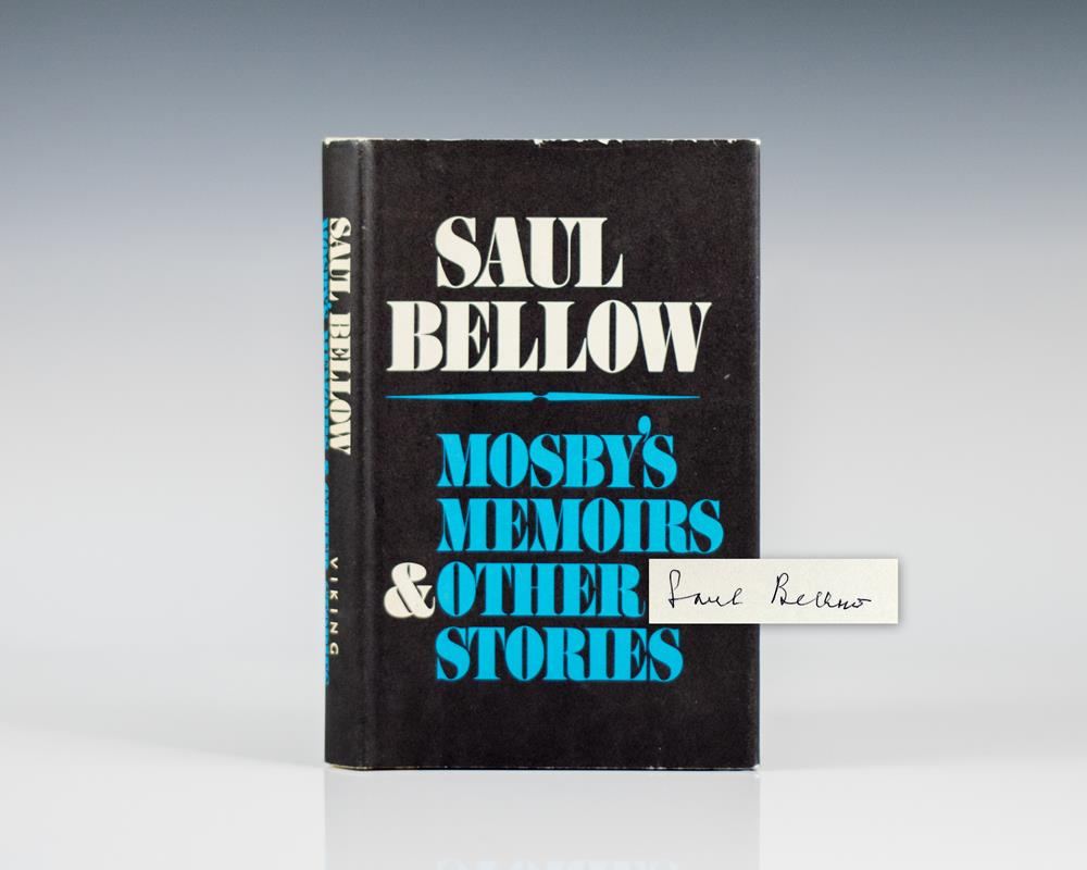 Mosby's Memoirs and other Stories.