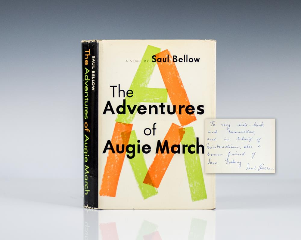The Adventures of Augie March.