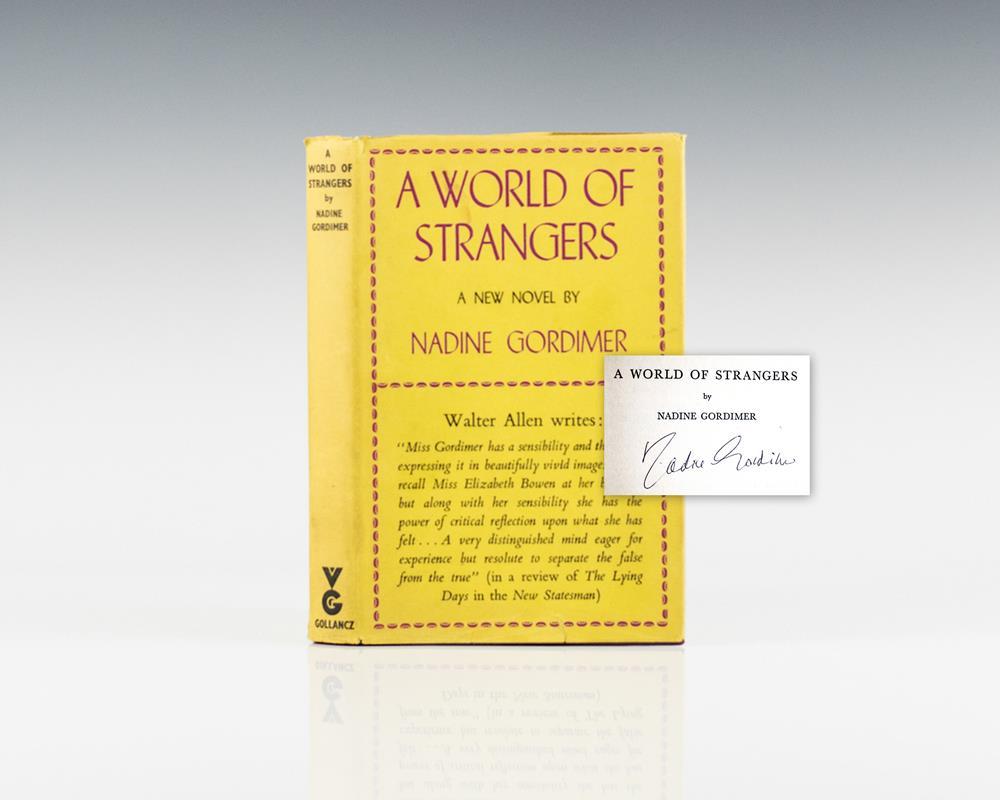 A World of Strangers.