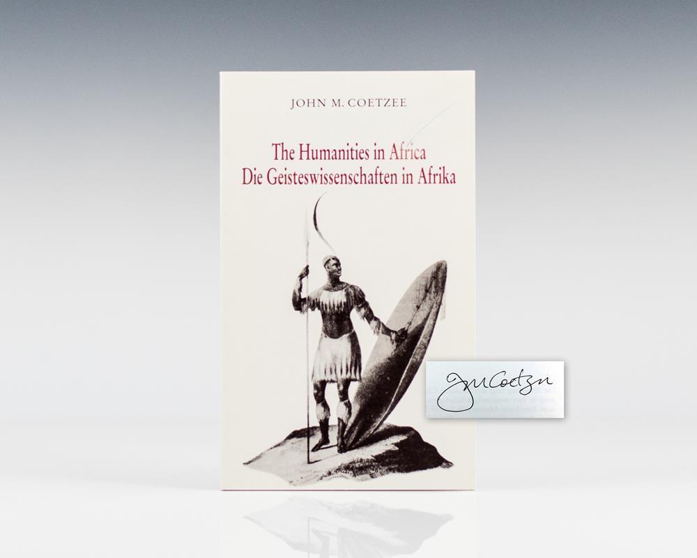The Humanities in Africa/ Die Geisteswissenschaften in Afrika.