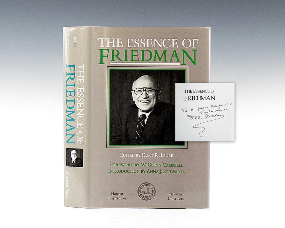 The Essence of Friedman.