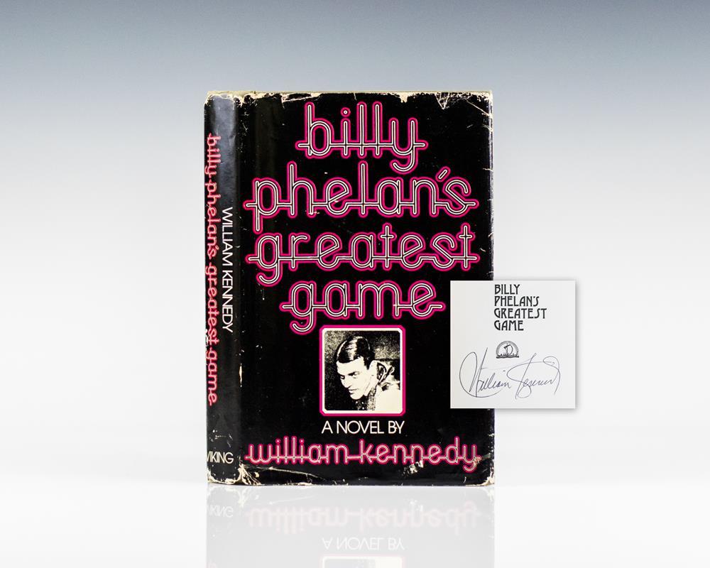 Billy Phelan's Greatest Game.