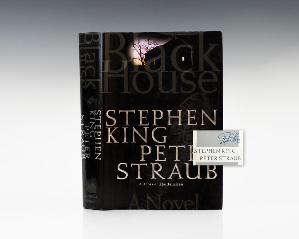 The Black House.