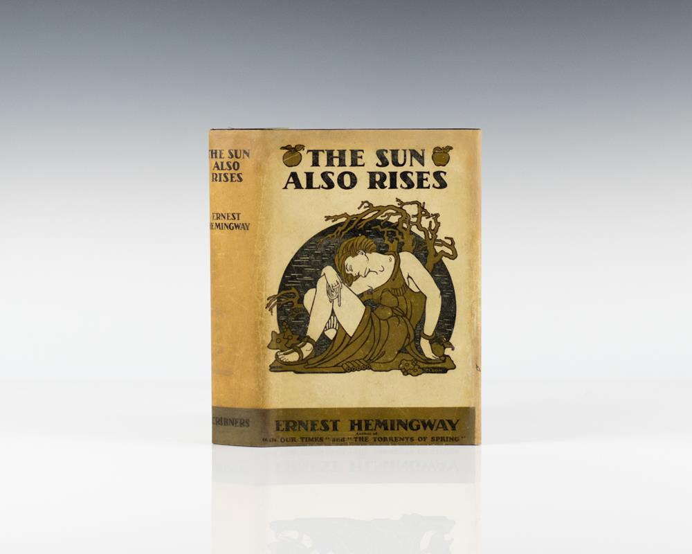 sun also rises Buy fiesta: the sun also rises (arrow classic) new ed by ernest hemingway ( isbn: 8601404217470) from amazon's book store everyday low prices and.