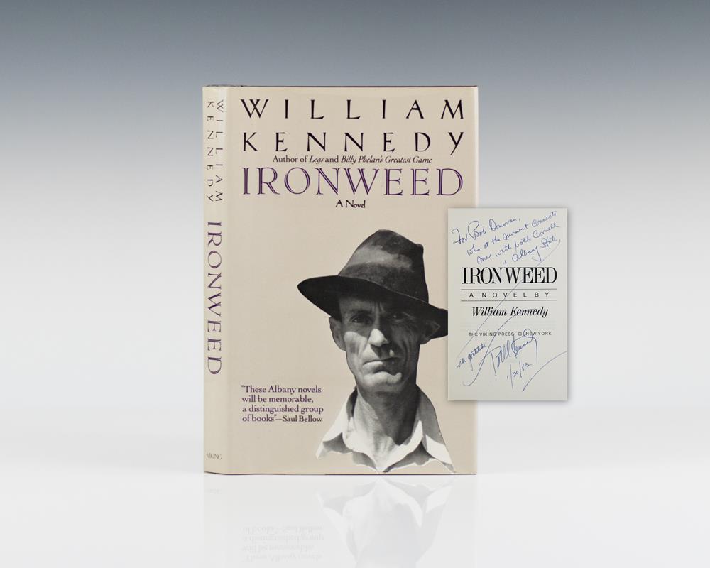 Ironweed.