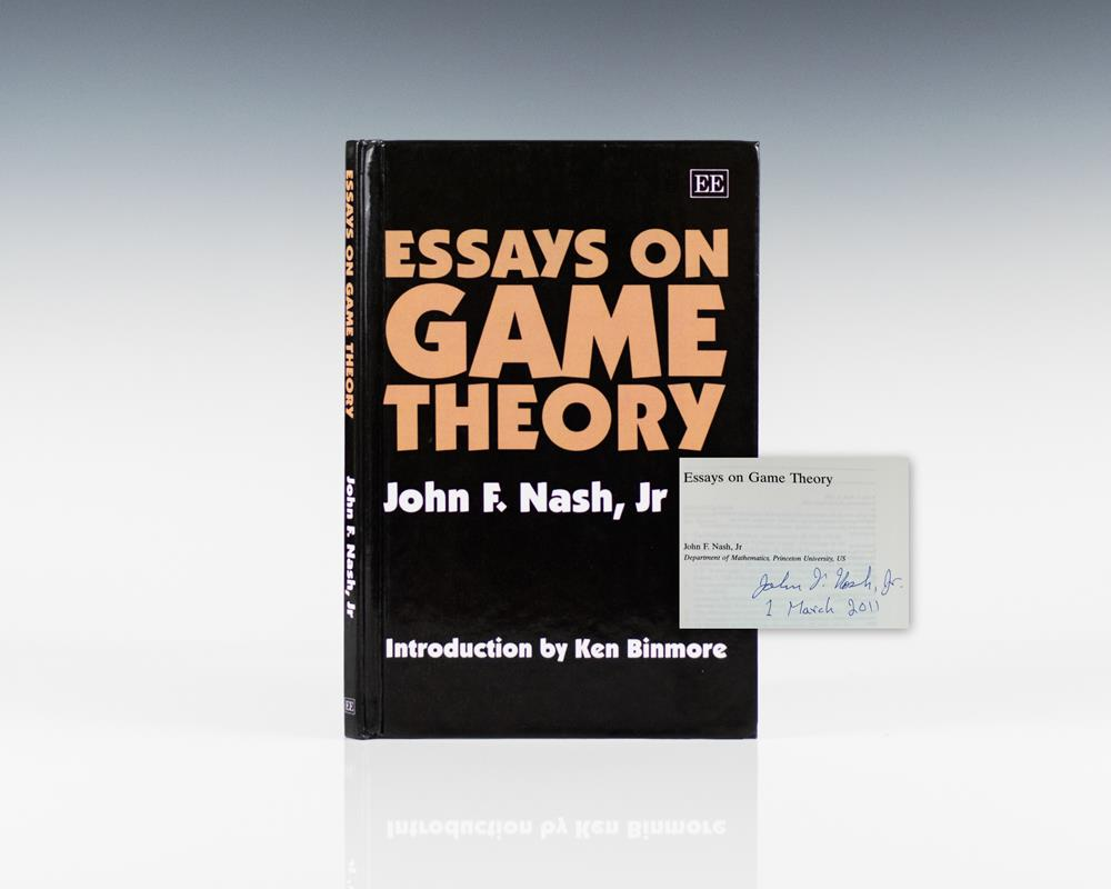 thesis game theory 2 1 introduction political game theory morrow does provide an accessible introduction tothetoolsofnon-cooperativegametheory however,theanalytical.