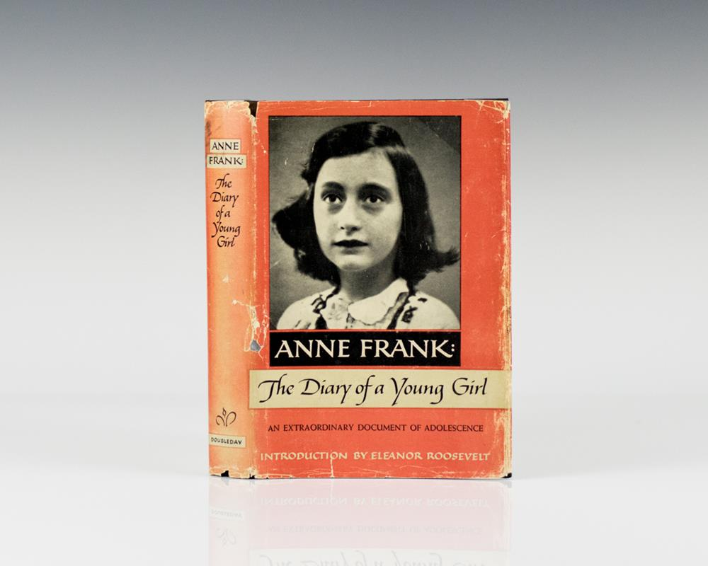 diary of a young girl anne Anne frank the diary of a young girl by frank, anne/ mooyaart-doubleday, b m  (trn)/ roosevelt, eleanor (int) paperback available at half price books®.