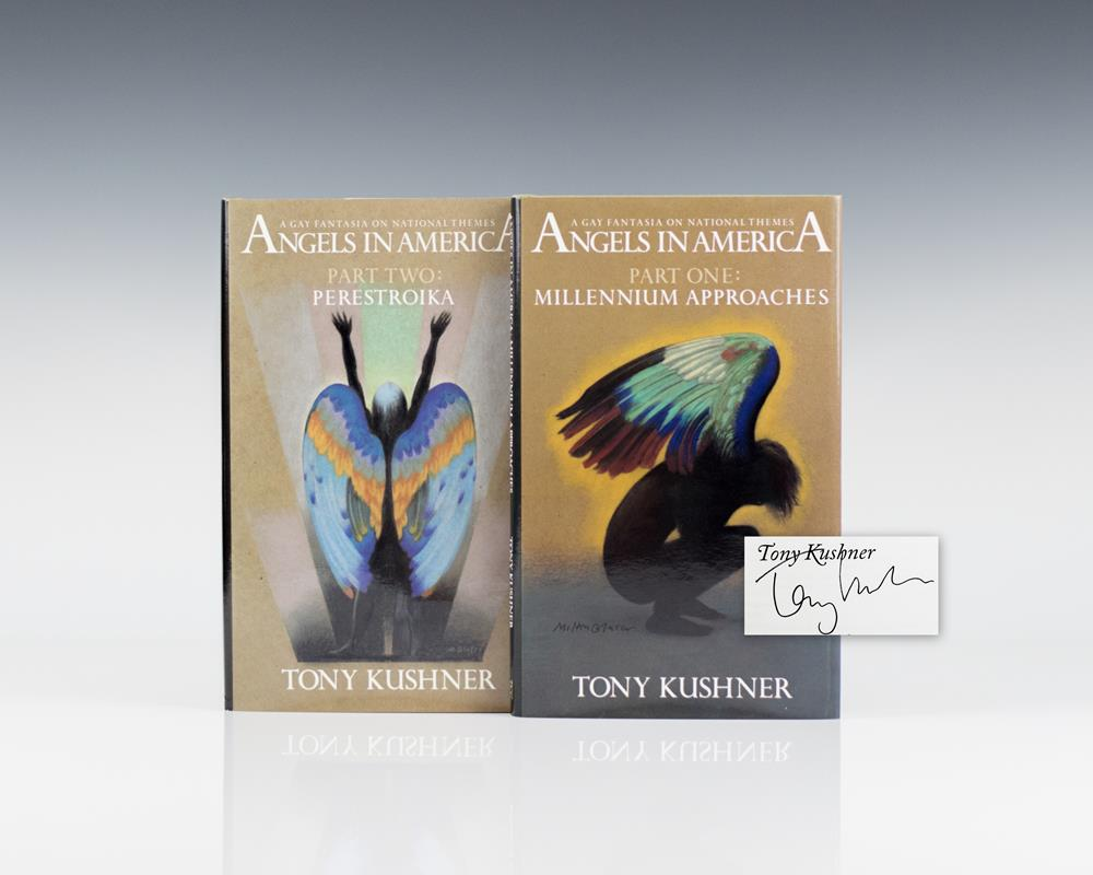 Angels in America: A Gay Fantasia on National Themes.