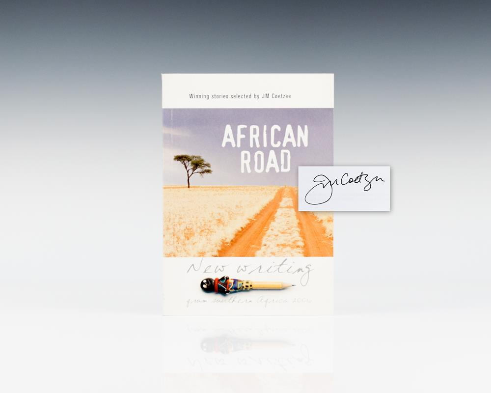 African Road: New Writing from Southern Africa 2006.