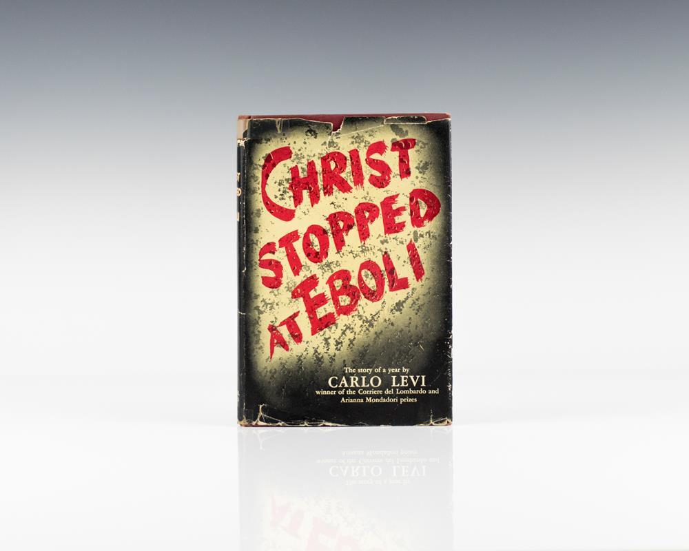 Christ Stopped At Eboli.