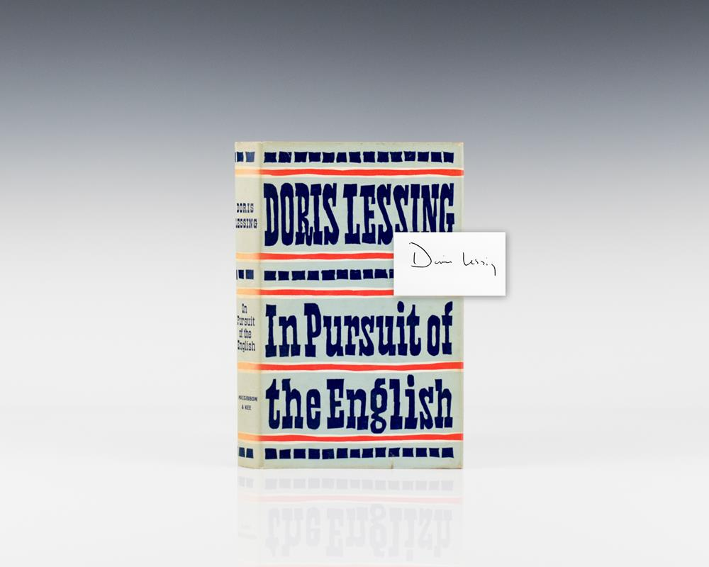In Pursuit of the English.