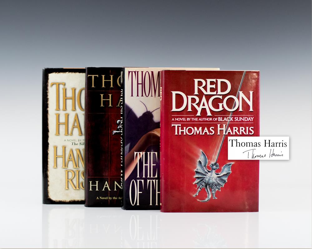 Red Dragon, The Silence of the Lambs, Hannibal, Hannibal Rising.