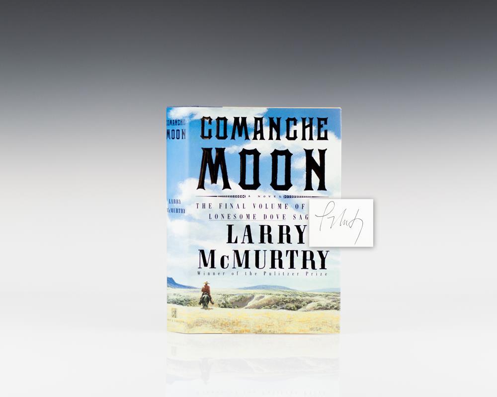 Comanche Moon.