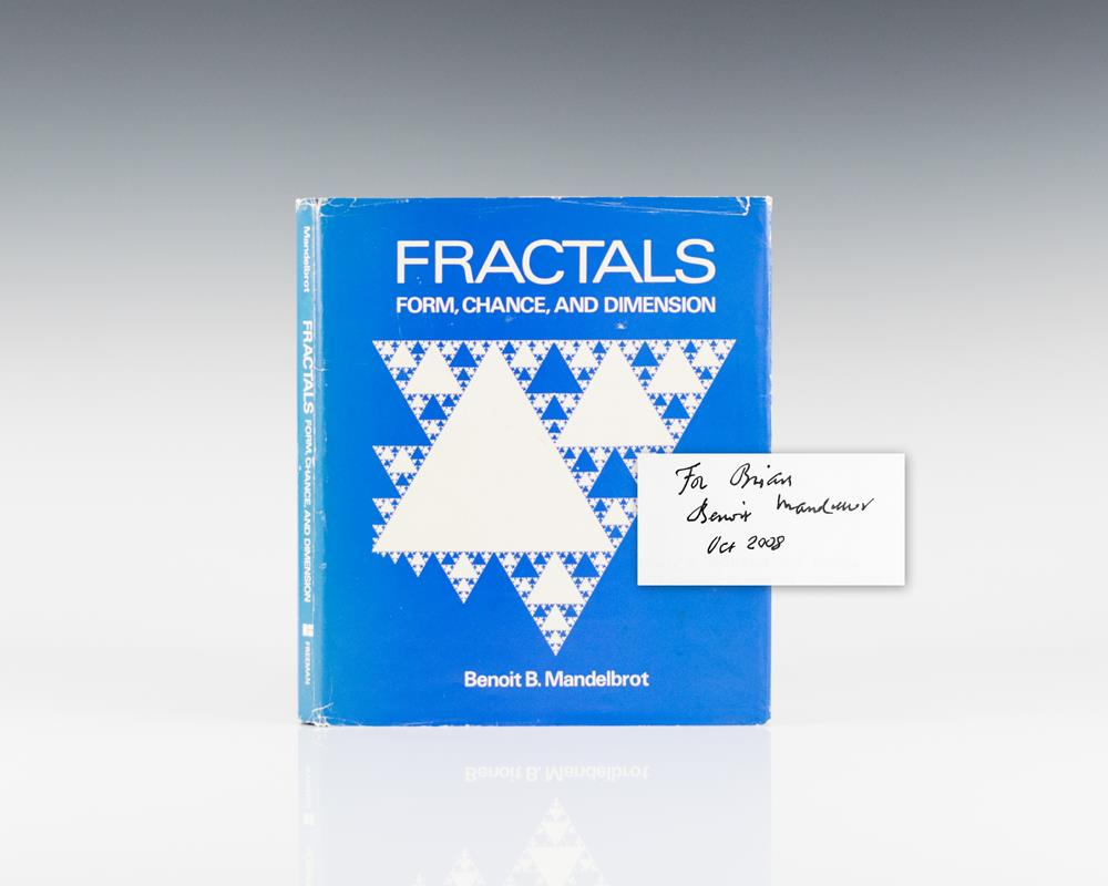 Fractals: Form, Chance, and Dimension.