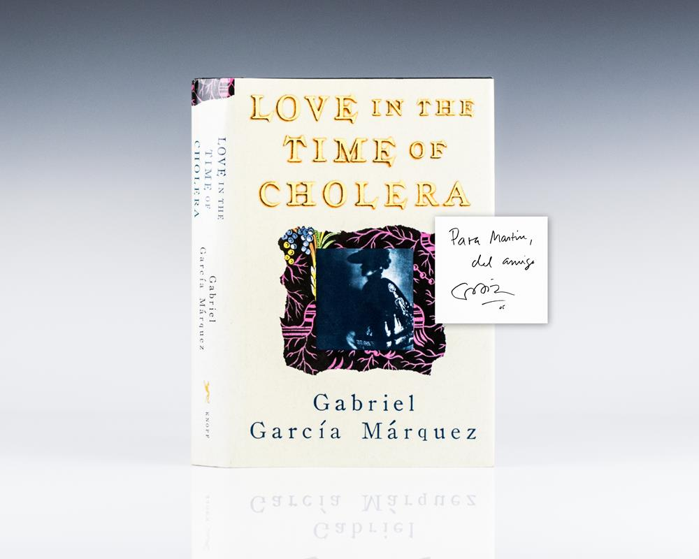 love in times of cholera Love & sex home & garden health love in the time of cholera by gabriel garcía márquez love in the time of cholera was probably one of the first books i read.