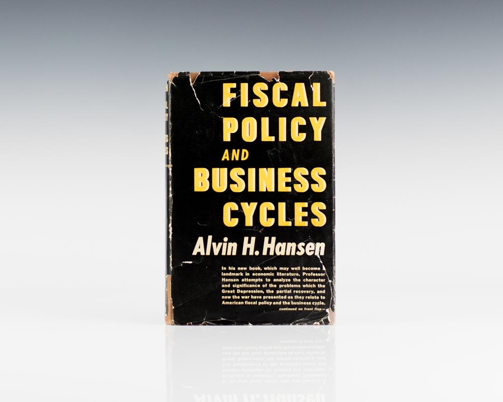 Fiscal Policy and Business Cycles.