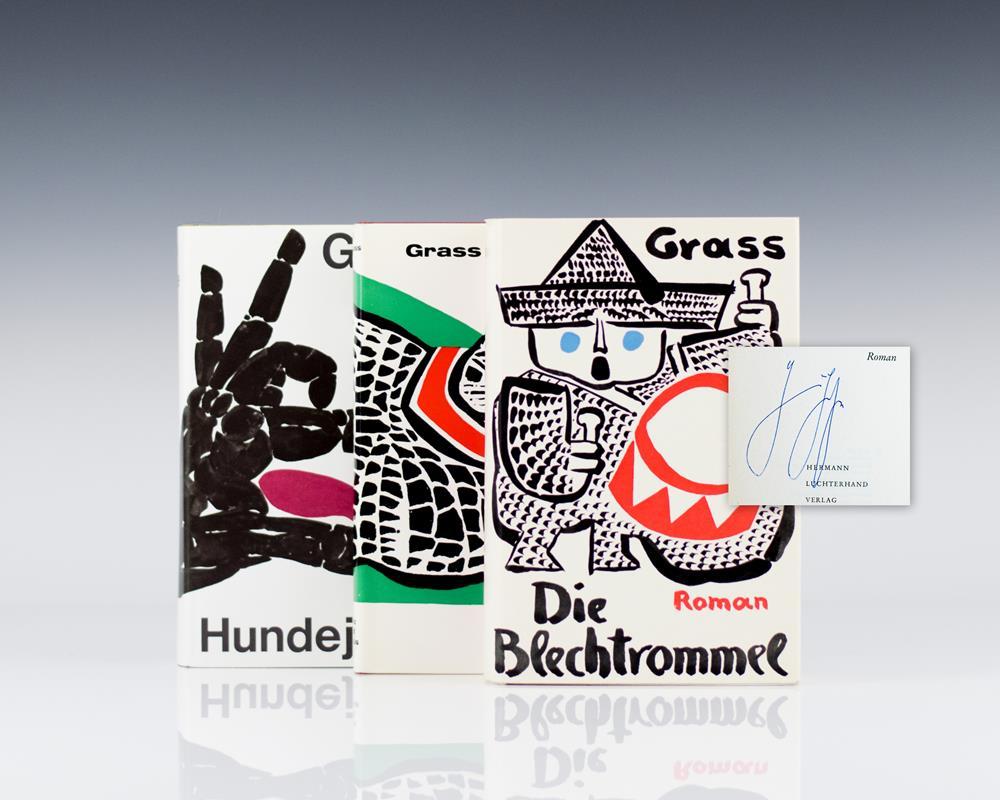Die Blechtrommel, Katz und Maus, Hundejahre [The Tin Drum, Cat and Mouse, Dog Years].