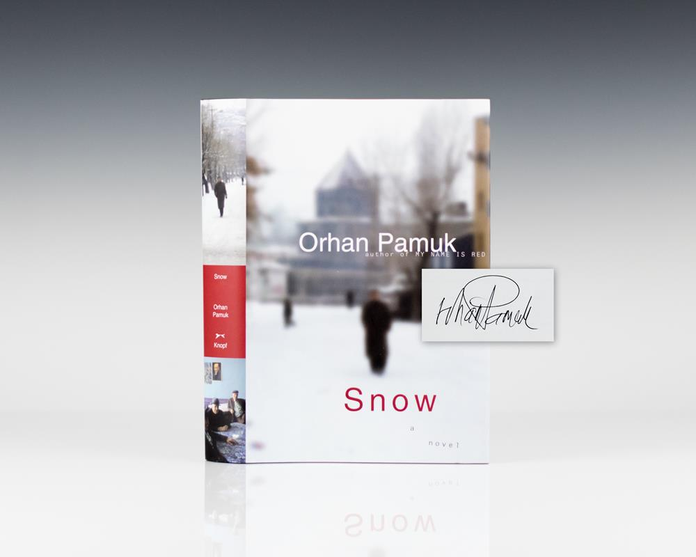 Snow.