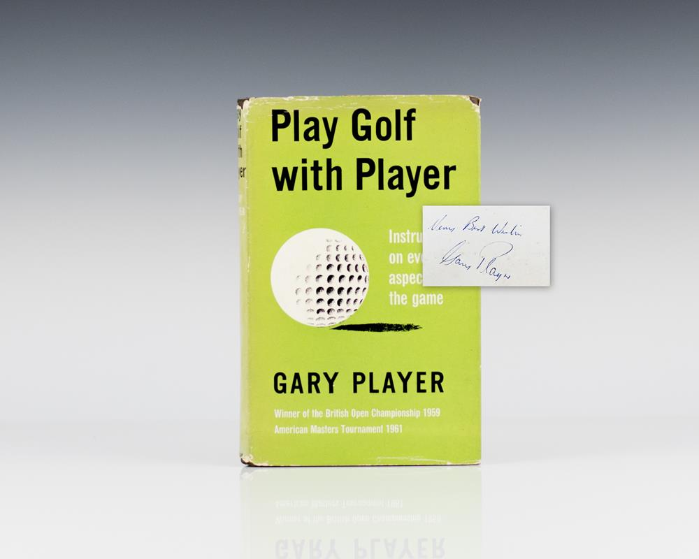 Play Golf with Player: Instruction of Every Aspecct of the Game.