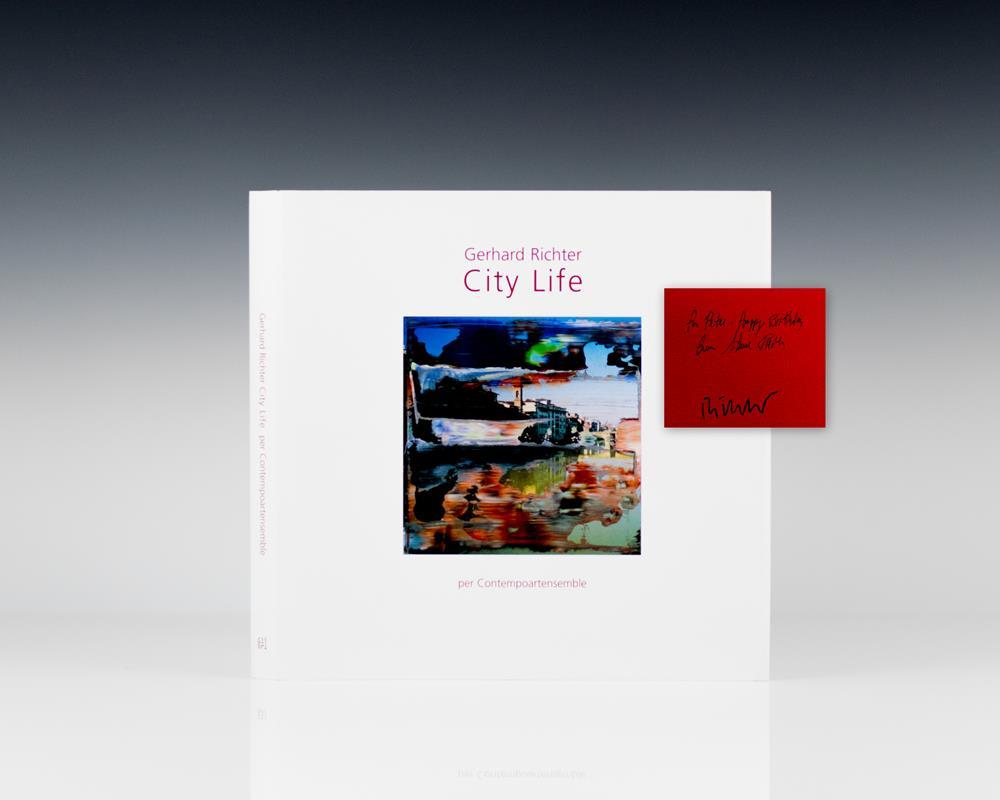 City Life: Gerhard Richter.