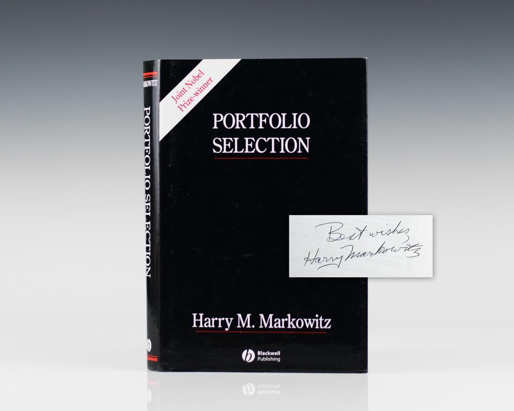Porfolio Selection.