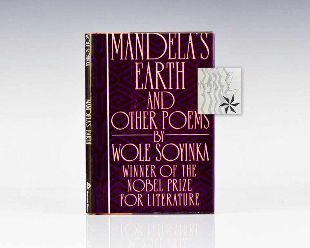 Mandela's Earth and Other Poems.