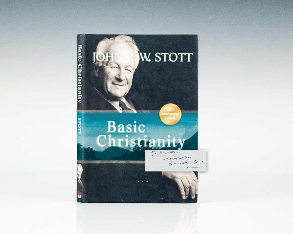 Basic Christianity.
