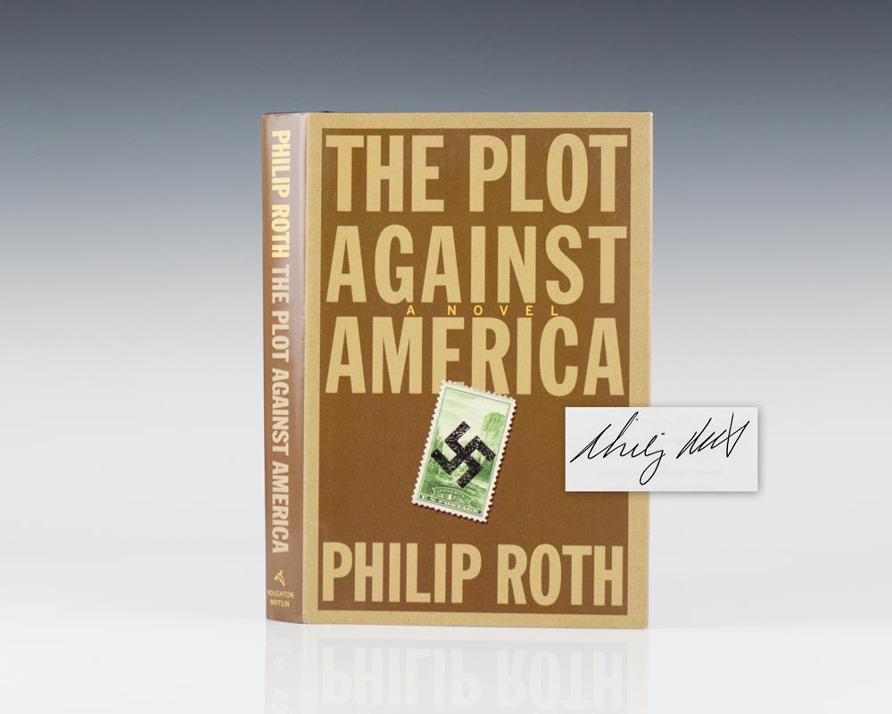 The Plot Against America.