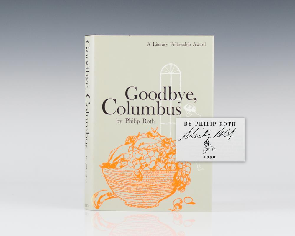 Goodbye Columbus and Other Stories.