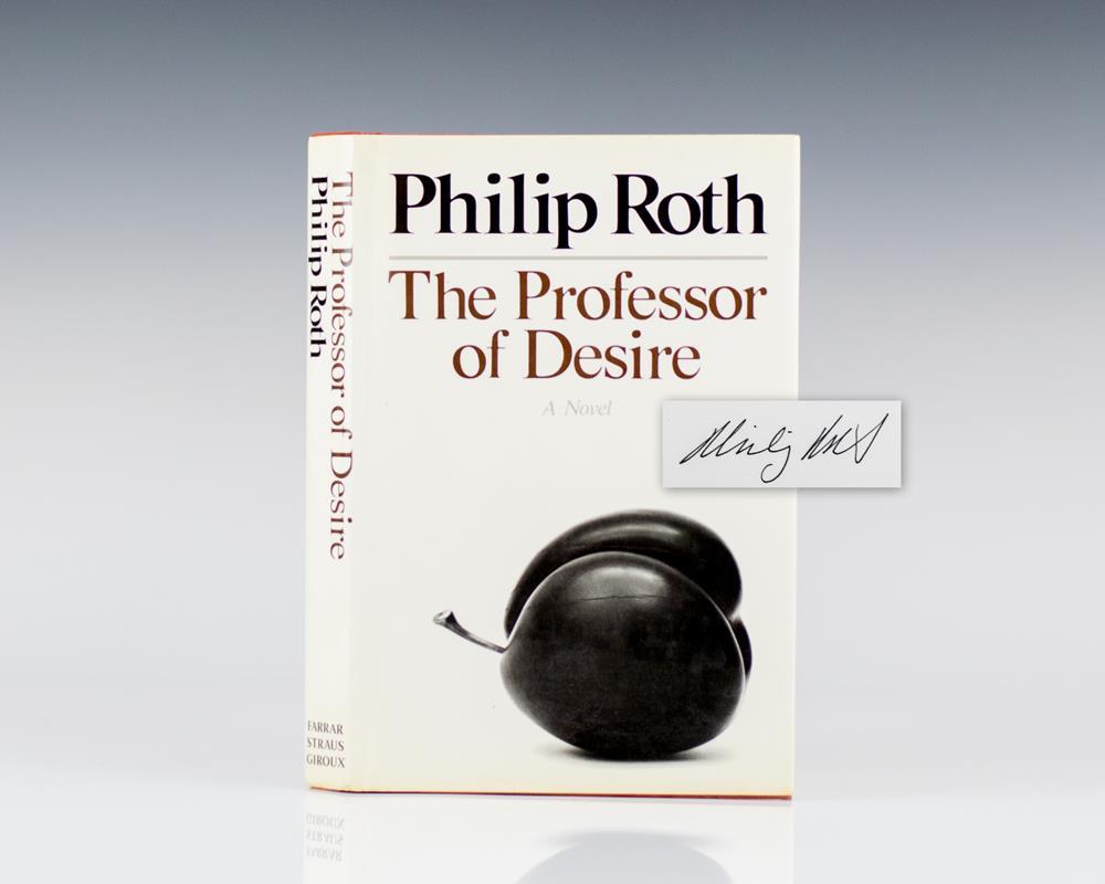 The Professor of Desire.