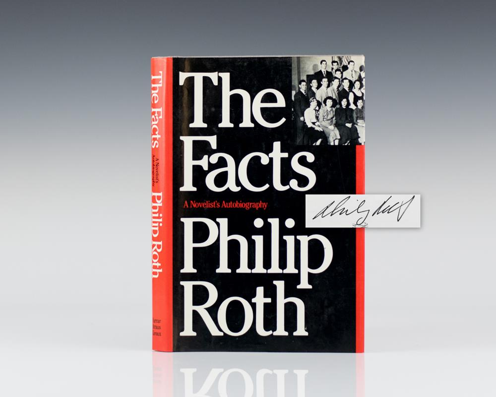 The Facts: A Novelist's Autobiography.