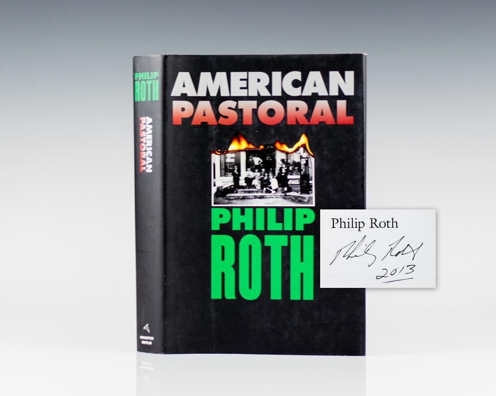American Pastoral.