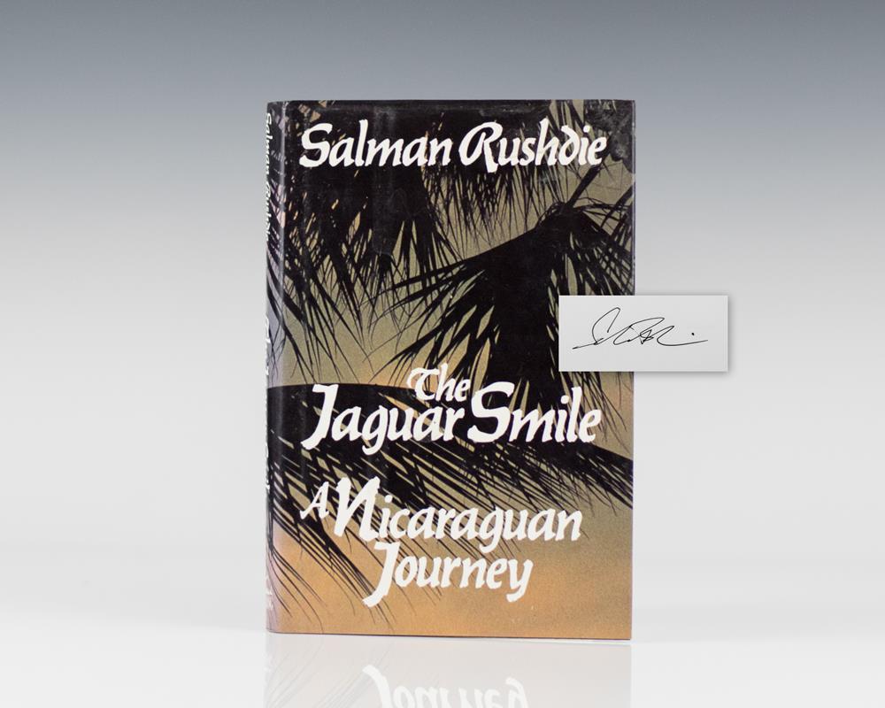 The Jaguar Smile: A Nicaraguan Journey.