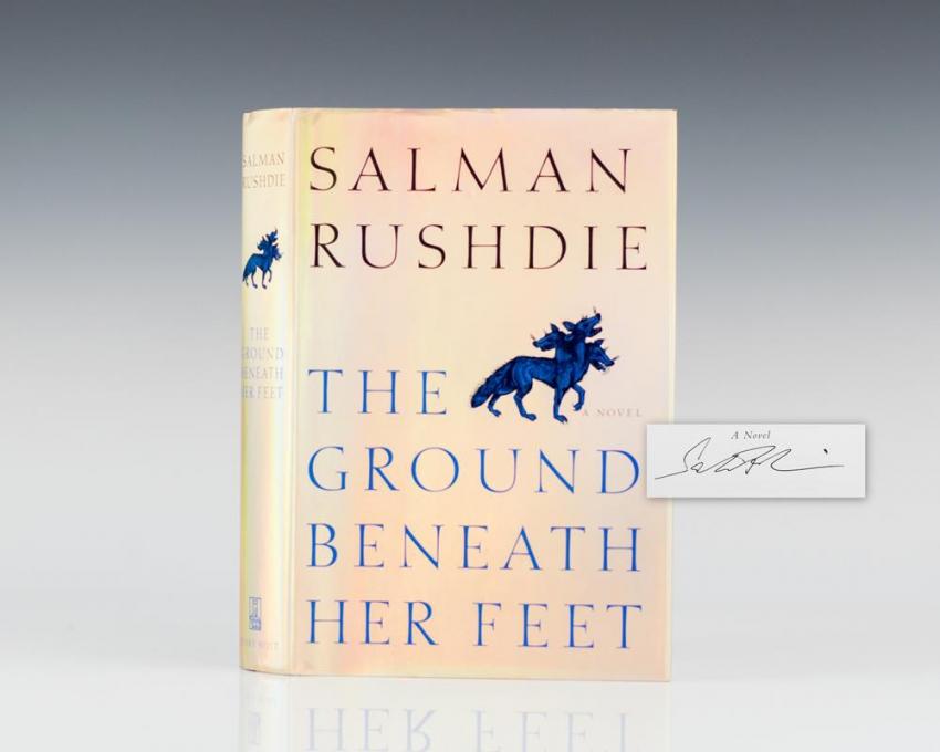 The Ground Beneath Her Feet.